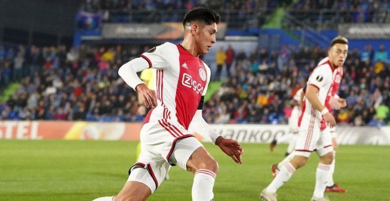 Álvarez wil nieuwe start bij Ajax: 'Komend seizoen is er geen excuus meer'