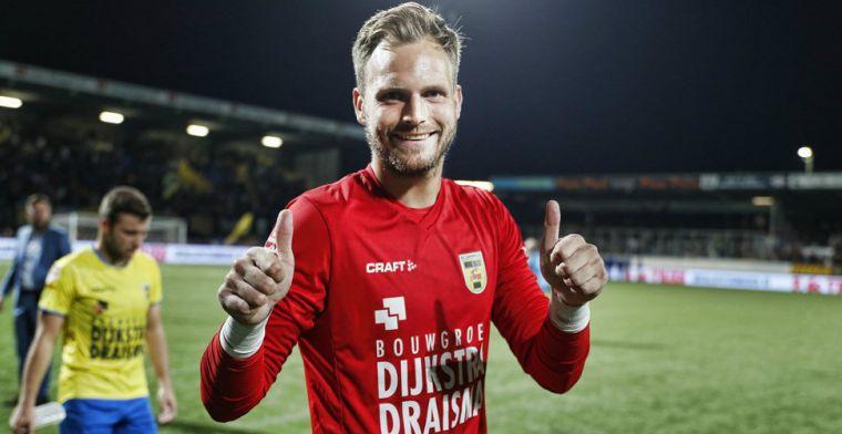 'Cambuur moet 'kampioensteam' opnieuw samenstellen: Stevens past voorlopig'