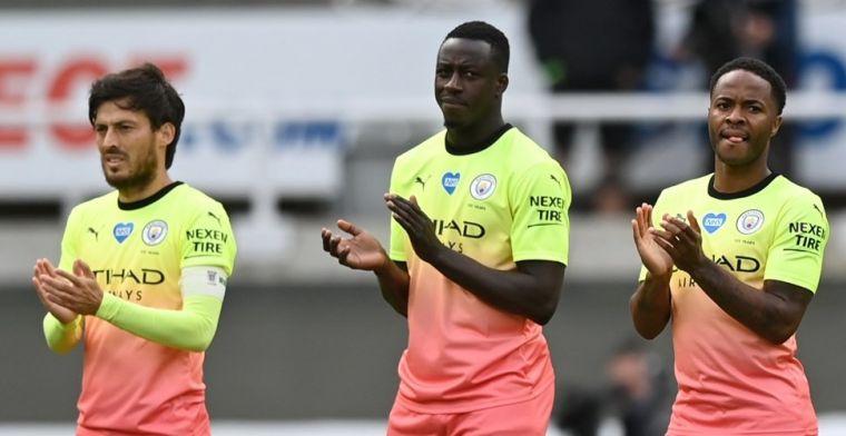 Man City spoelt Liverpool-kater weg en houdt zicht op derde Engelse prijs