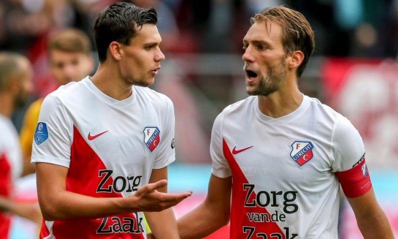 Afbeelding: Hoogma verlengt contract en maakt wederom transfer naar FC Utrecht