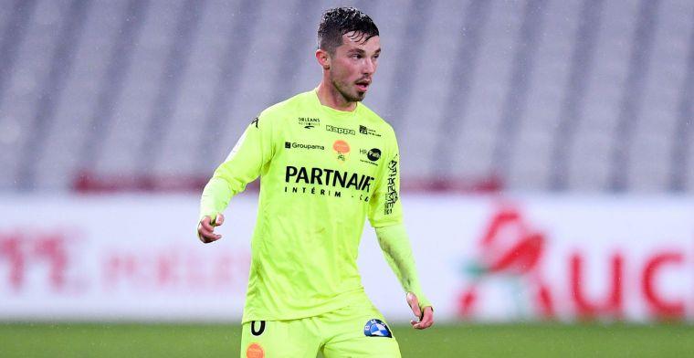 OFFICIEEL: KV Oostende haalt middenvelder uit Franse tweede klasse