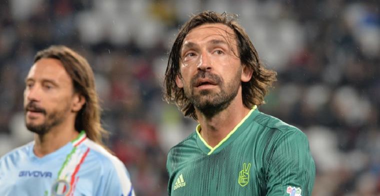 'Juventus heeft eindelijk beet: Pirlo (41) keert na vijf seizoenen terug'