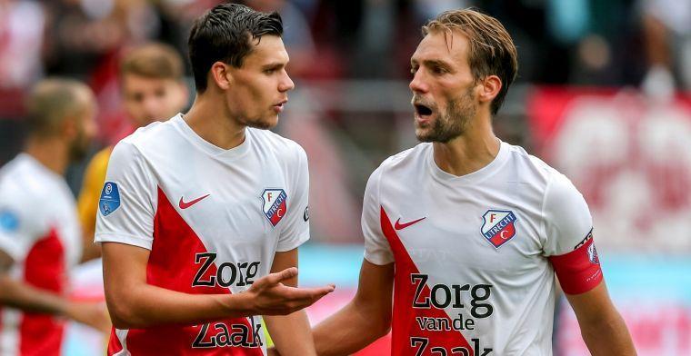 Hoogma verlengt contract en maakt wederom transfer naar FC Utrecht