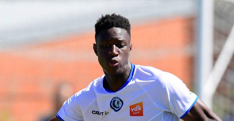 AA Gent rouwt: vader van youngster Ibrahima Cissé overleden