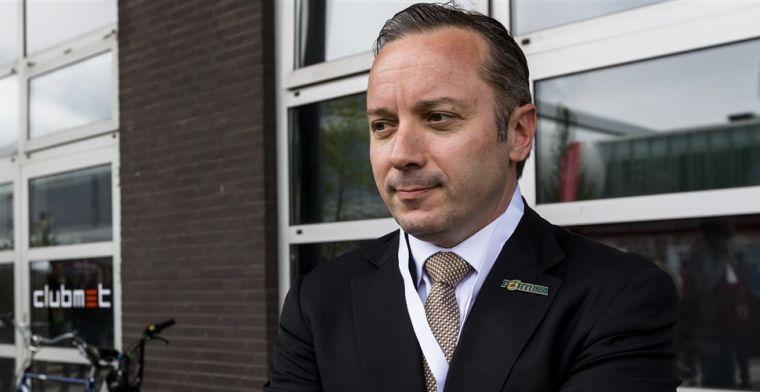 Fortuna rekent op Schuurs-miljoenen: 'Zijn marktprijs ligt nu rond de 20 miljoen'