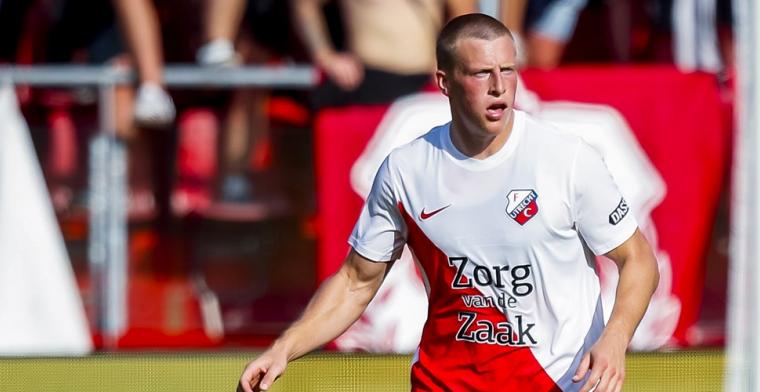 FC Utrecht deelt nieuw contract uit en haalt huurling per direct terug