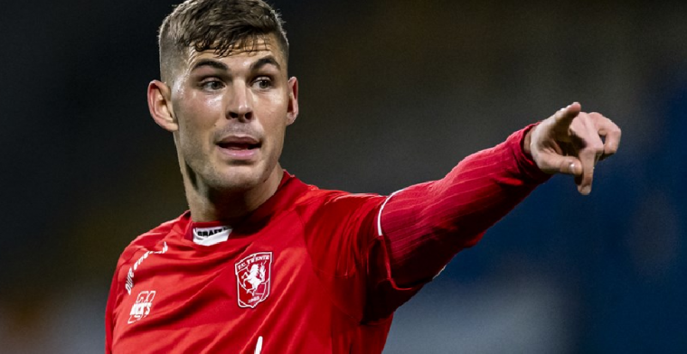 'FC Twente ziet Berggreen al na één seizoen weer vertrekken'