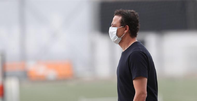 Verrassend: technisch directeur al na half jaar weg bij Valencia
