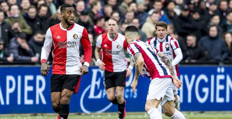 AD: Fer en Feyenoord bereiken akkoord, gesprekken met Botteghin mislukt