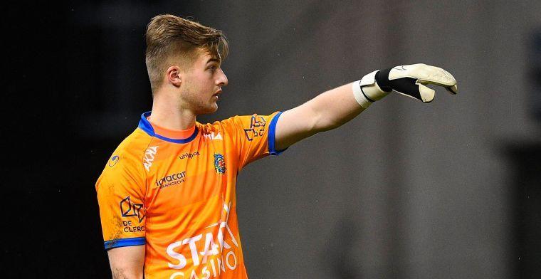 'Doelman Jackers verlaat Genk en vindt nieuwe club in de Eredivisie'