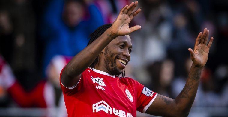 Mbokani na contractverlening bij Antwerp: De club heeft een inspanning gedaan