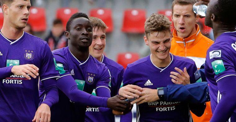 'Trebel en Gerkens moeten weg vrijmaken voor nieuwe middenvelder bij Anderlecht'