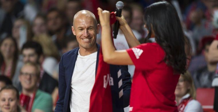 'Ik heb Robben in gekke tijden meegemaakt, hij liet mannen op hun billen zitten'