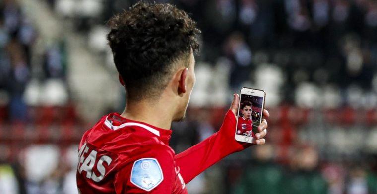 'Marokko benadert AZ-parel en aanvoerder Oranje O17: gesprek met bondscoach'