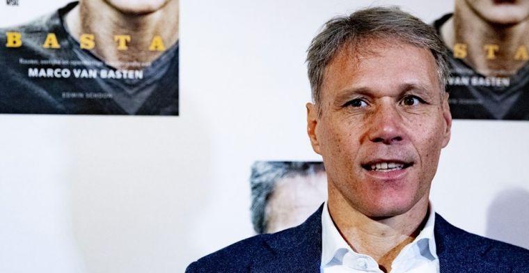 Van Basten maakt overstap naar Ziggo: 'Allemaal sport waar ik blij van word'
