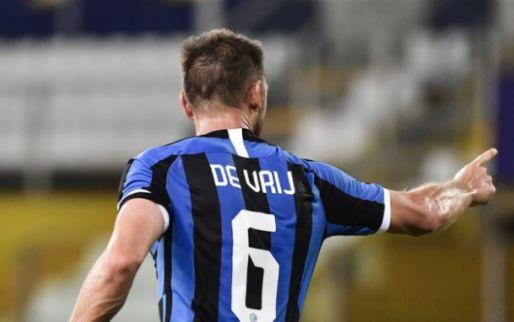 Afbeelding: Internazionale presenteert controversieel 'zigzagshirt' voor volgend seizoen