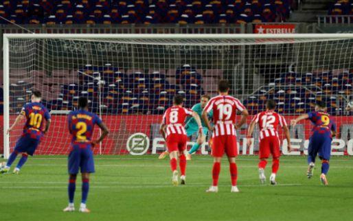 Afbeelding: LIVE: het regent penalty's in Camp Nou, Atléti weer op gelijke hoogte (gesloten)