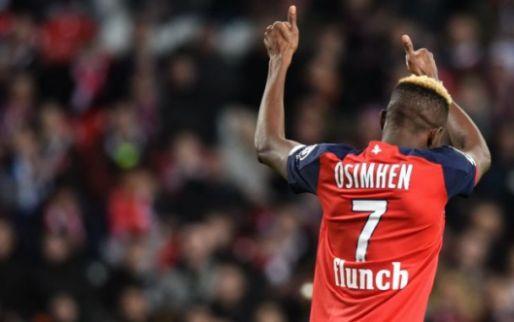 Zorgen miljoenen Osimhen voor transfer van KAA Gent-goudhaantje David?