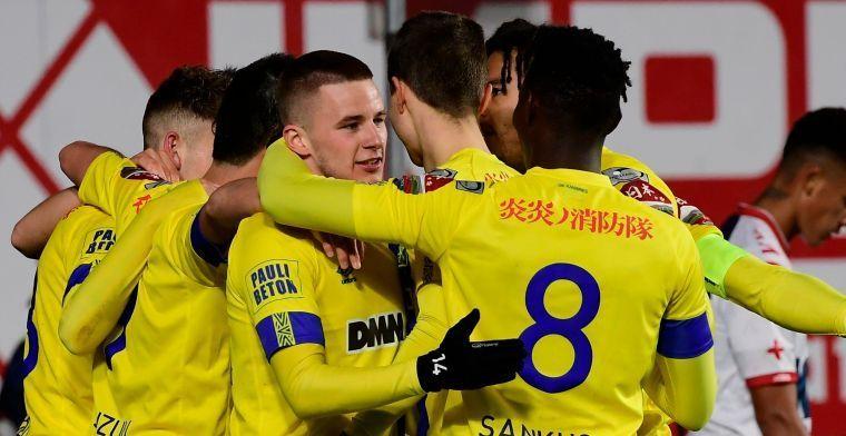 OFFICIEEL: KAA Gent kondigt komst van STVV-middenvelder De Bruyn aan