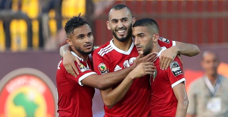 Opluchting voor clubs: ook Africa Cup met een jaar uitgesteld