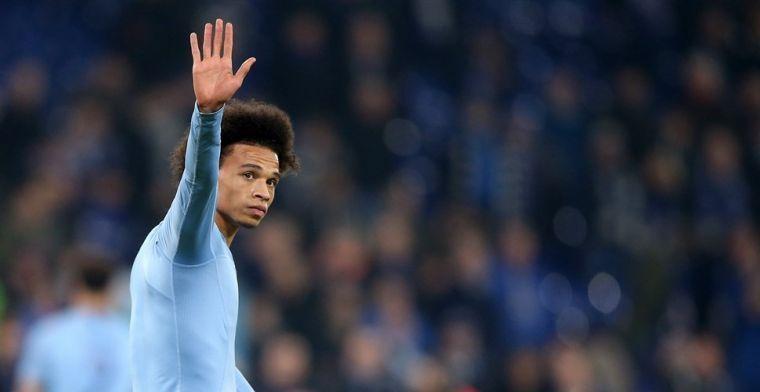 'Bayern München heeft beet: akkoord met Man City over transfer van Sané'