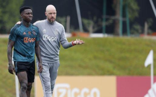 'Ten Hag wil Promes in Ajax-voorbereiding op nieuwe positie aan het werk zien'
