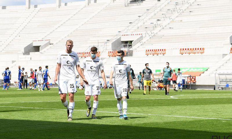 Afbeelding: Lawrence (Anderlecht) neemt met spijt in het hart afscheid: 'Meer dan voetbalclub'