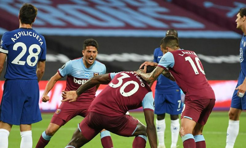 Afbeelding: Chelsea laat het liggen: West Ham stunt en zet spannende Premier League-climax in