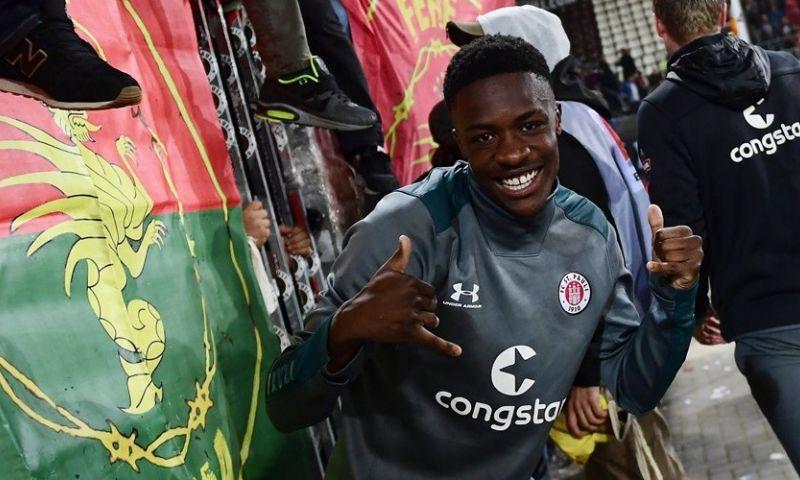 Afbeelding: Transfernieuws bij Feyenoord: Conteh speelt volgend seizoen in de Kuip