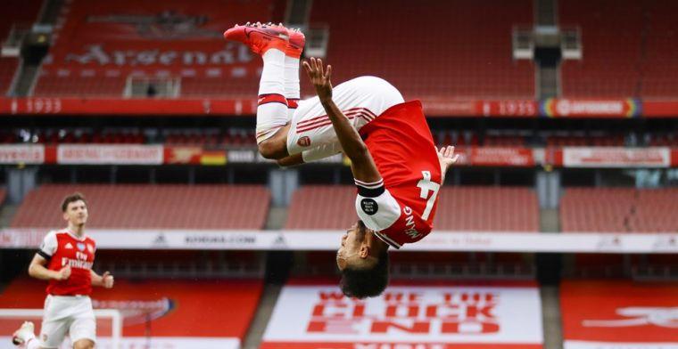 Krul leidt zware nederlaag tegen Arsenal in, ook Aké en Bournemouth vernederd