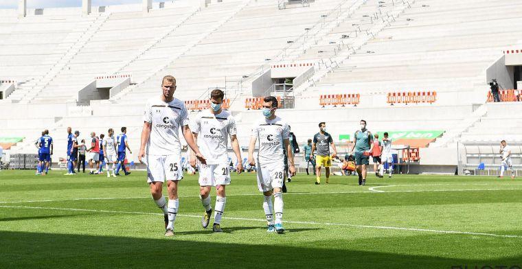 Lawrence (Anderlecht) neemt met spijt in het hart afscheid: 'Meer dan voetbalclub'