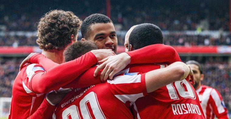 Update: PSV presenteert tenue, Puma haalt 'authentic shirt' offline