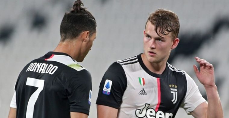 'Gigant' De Ligt maakt weer indruk: 'Onvervangbaar, Juventus heeft gelijk'
