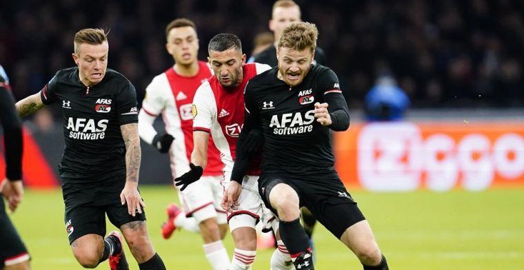 AZ verlengt met 'heel belangrijke pion' na vermeende belangstelling van PSV