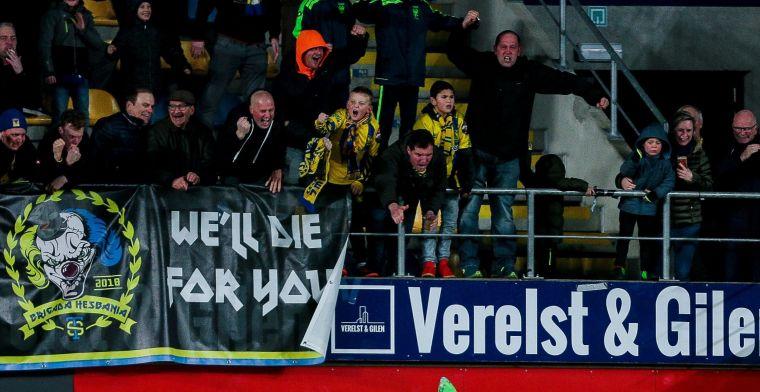 Nieuwe sponsor voor STVV, Kanaries gaan wat meer op Club Brugge lijken
