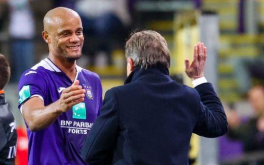 Wat goed is komt vroeg: 'Zestienjarige traint met het eerste ploeg van Anderlecht'