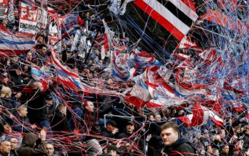 Fans die juichen en geen afstand houden riskeren stadionverbod van drie maanden