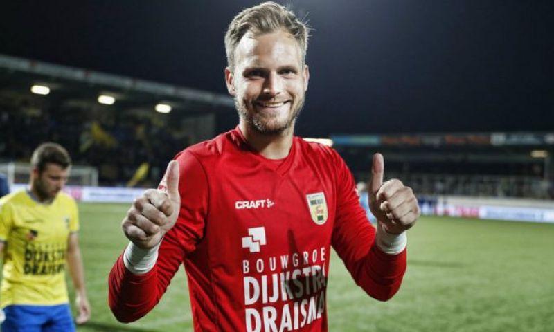 Afbeelding: Geniaal: SC Cambuur verlengt contract van Stevens na 'stemming' onder spelers