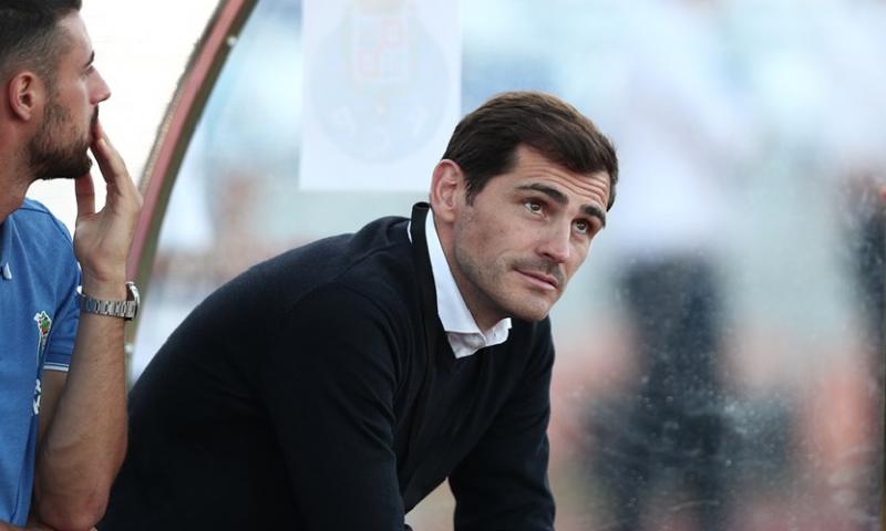 Afbeelding: Veteraan Casillas (39) is na vijf jaar vertrokken bij FC Porto