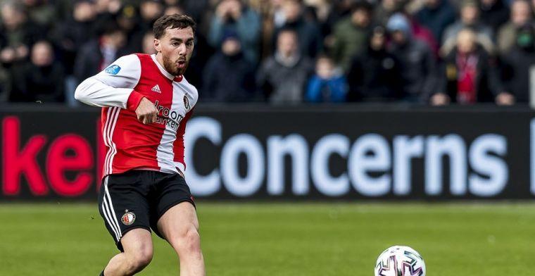 'Ik kan nog een jaartje rijpen bij Feyenoord. Daar ga ik gebruik van maken'