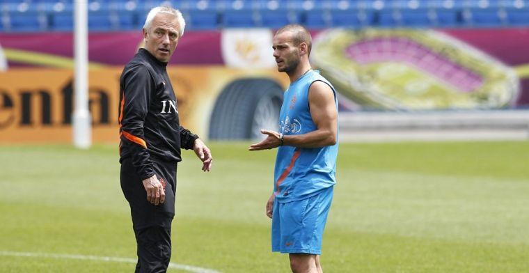 Van Marwijk reageert op onthulling Sneijder: 'Huntelaar stond er anders in'
