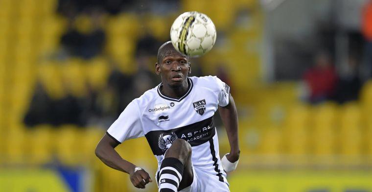 OFFICIEEL: Diallo (Eupen) moet op zijn 23ste stoppen met voetballen