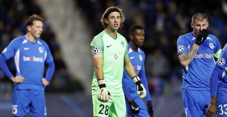 Coucke drong zelf aan voor een transfer: Ik kijk niet teleurgesteld terug