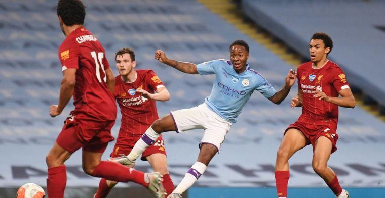 Manchester City vernedert Liverpool en verstoort kampioensfeestje