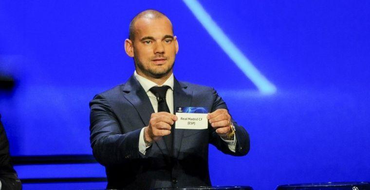 Smeekbede FC Utrecht-supporters aan Sneijder: Ik ga er zeker over nadenken