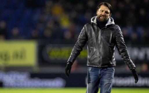 NAC en trainer Hyballa 'in het belang van de club' per direct uit elkaar