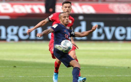 Afbeelding: SPORT: Thiago zwaait na zevende titel af en gaat Bayern voor Liverpool verruilen