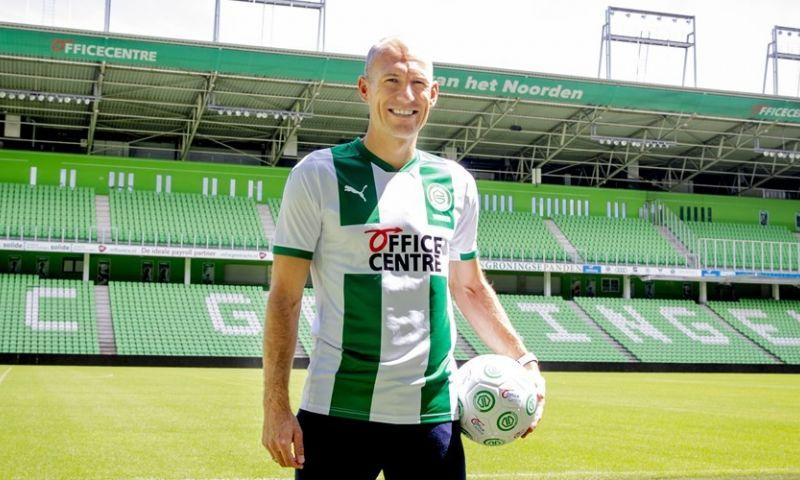 Afbeelding: Robben-effect: FC Groningen geeft CL-clubs het nakijken met explosieve groei