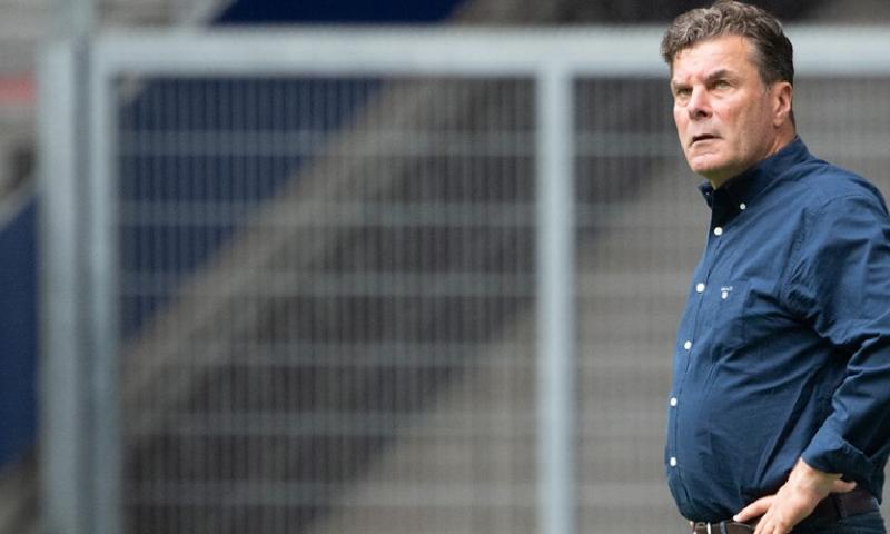 Afbeelding: Update: HSV bevestigt na vertrek Letschert ook afscheid van trainer Hecking