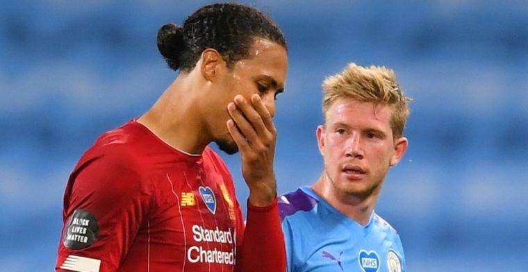 Zesjes voor Van Dijk, 'Klopp had Angry Gini na 5 minuten in moeten laten vallen'